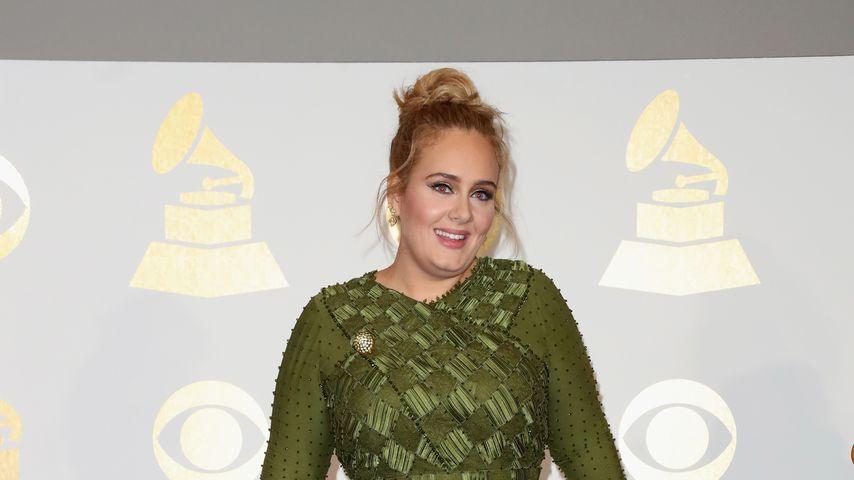 Musikerin Adele bei dem Grammy Awards 2017