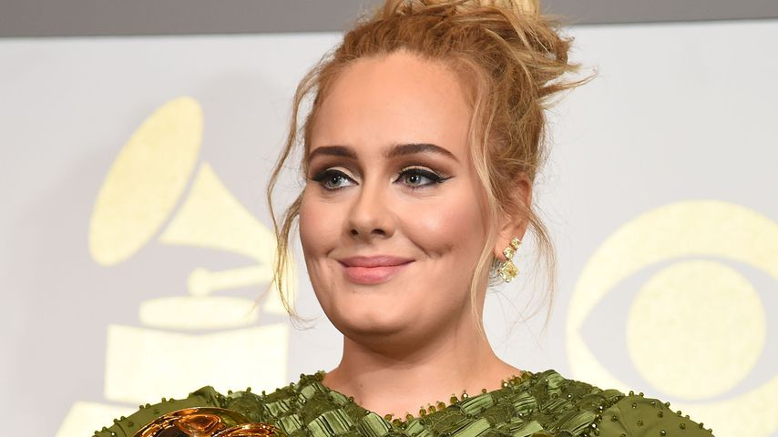 Adele bei den Grammy-Awards 2017