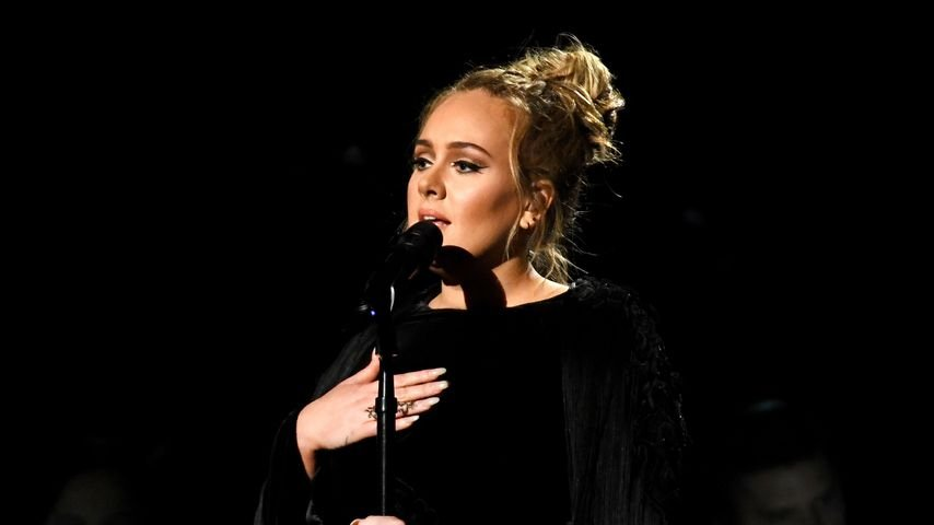 Adele bei den Grammy Awards 2017