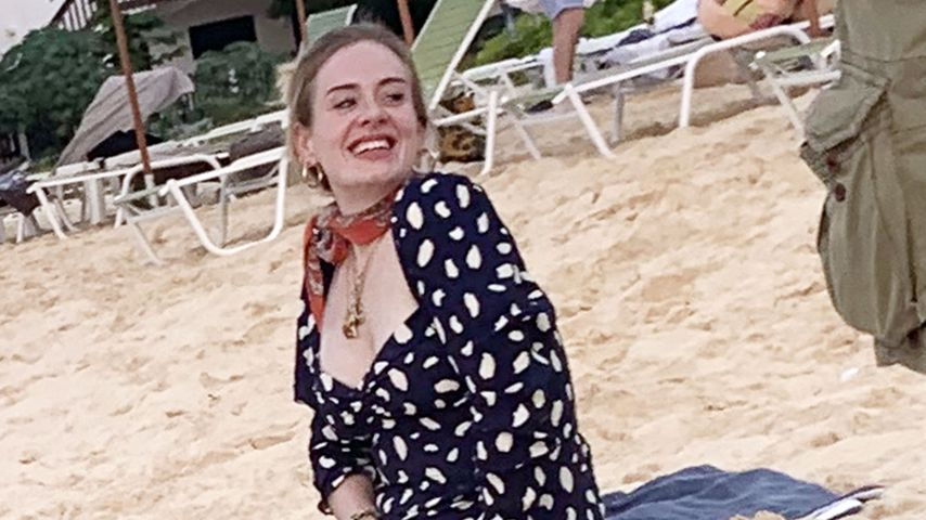 Adele in Anguilla
