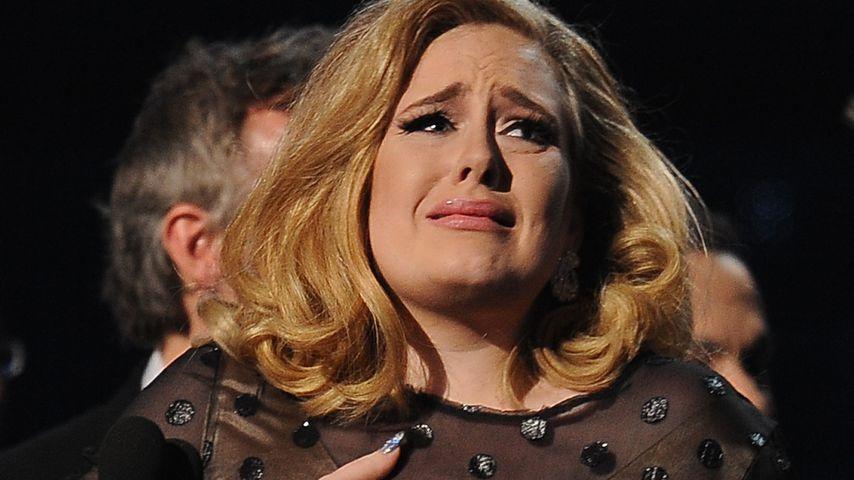 Adele beid en Grammys 2012