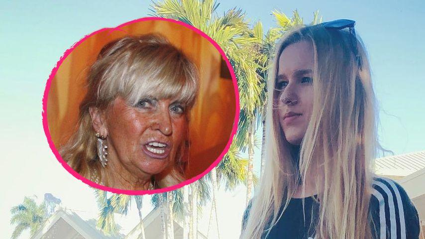 Adeline Norberg trauert um ihre verstorbene Oma Christine