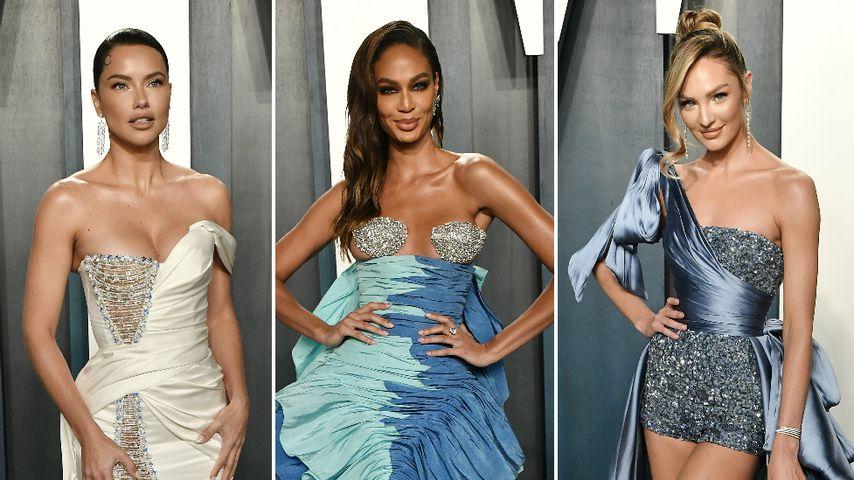 Engelsgleich: Victoria's-Secret-Stars strahlen bei Oscars