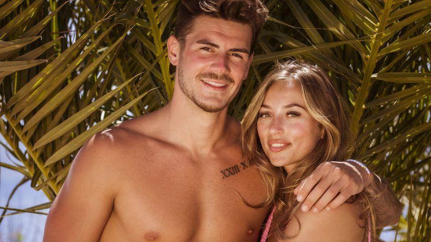 """Adriano und Bianca bei """"Love Island"""" 2021"""