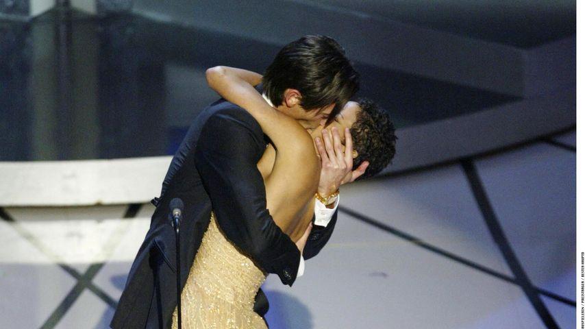 Halle Berry und Adrien Brody