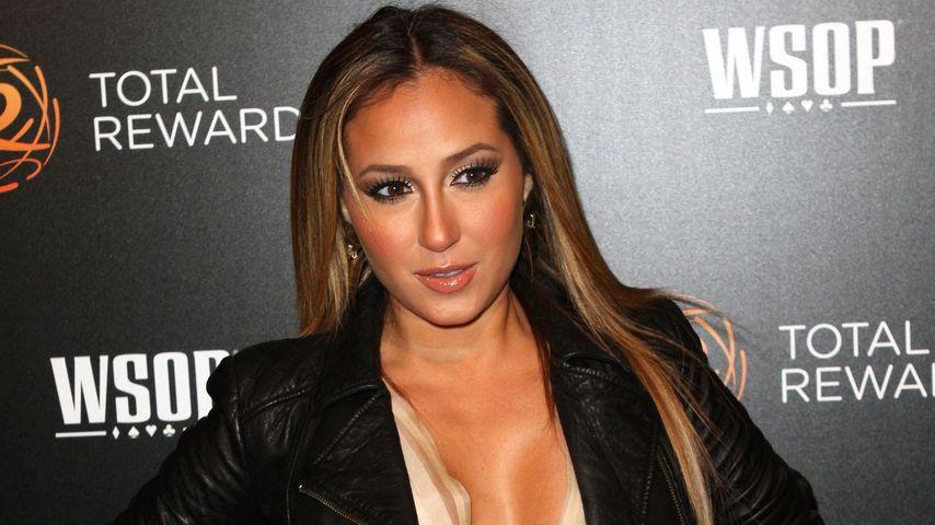 Adrienne Bailon, Ex-Freundin von Rob Kardashian