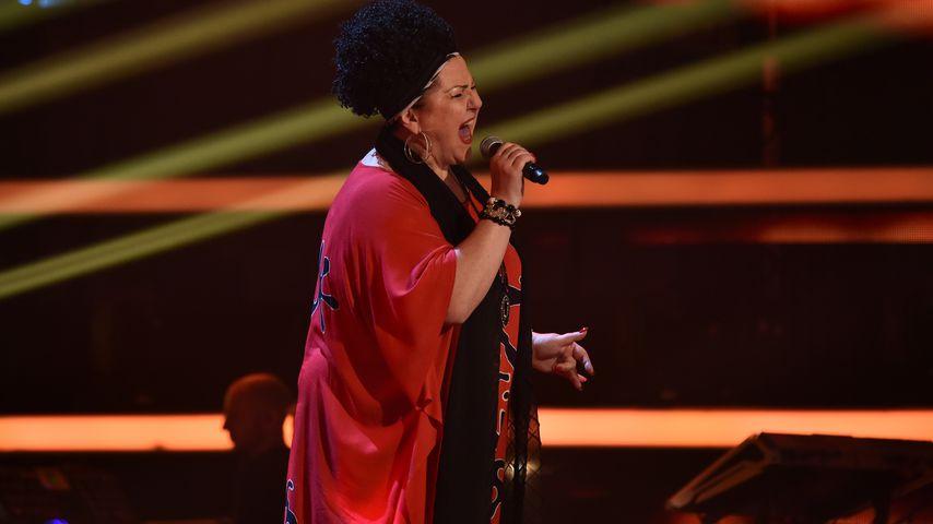 """Agata, """"The Voice Senior""""-Kandidatin"""