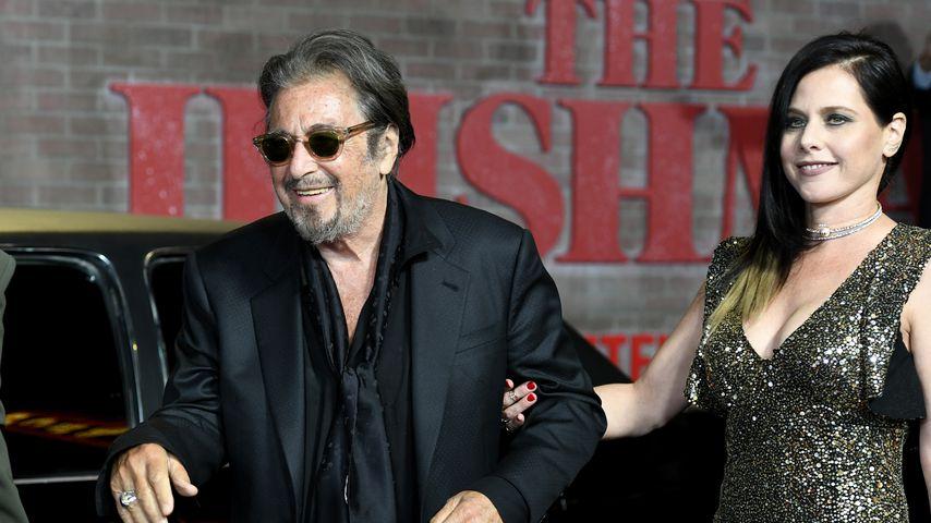 Al Pacino und Meital Dohan, 2019