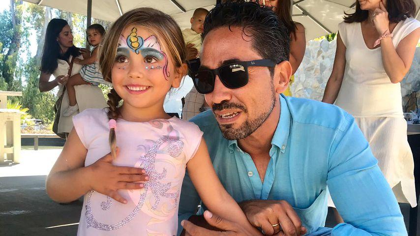 Rebecca Kratz' Tochter Alaia mit Ehemann Julio