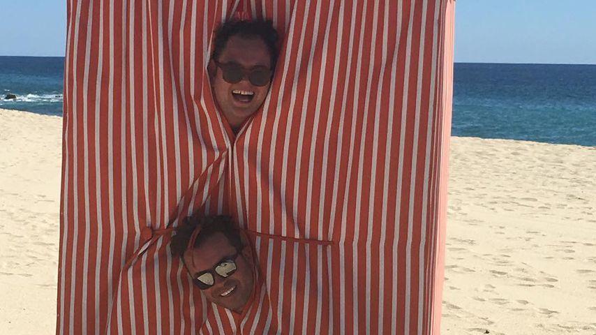 Heimliche Traumhochzeit: Comedian Alan Carr hat geheiratet!