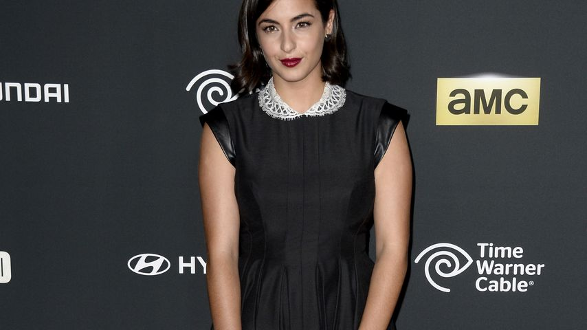 "Müde & froh: ""The Walking Dead""-Alanna Masterson ist Mutter!"
