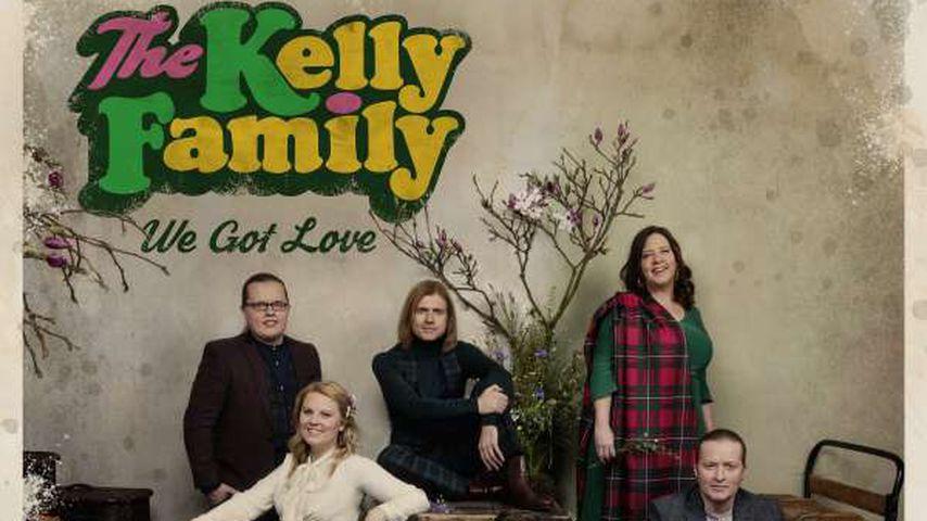 Albumcover: Kelly Family - We Got Love