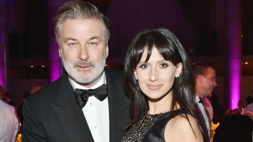 Neues After-Baby-Foto: Hilaria Baldwin in sexy Dessous