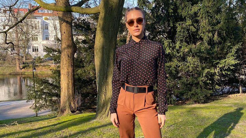 Netz-Star Alena Gerber