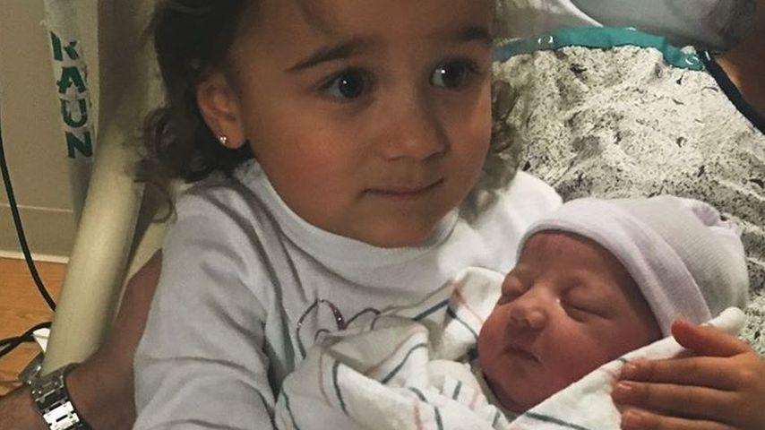 Alena und Valentina – Töchter von Danielle und Kevin Jonas