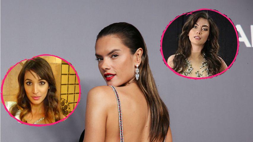 GNTM-Sensation: Die Girls shooten mit Alessandra Ambrosio