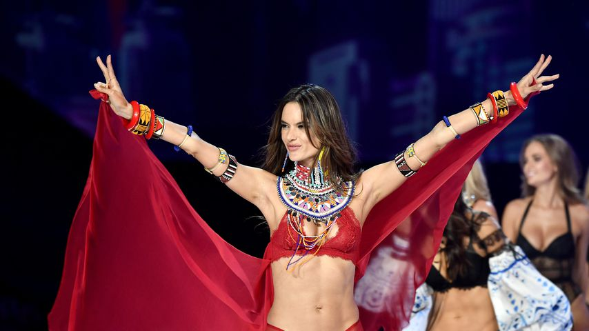 Generationen-Battle bei Victoria's Secret? Alt gegen neu!