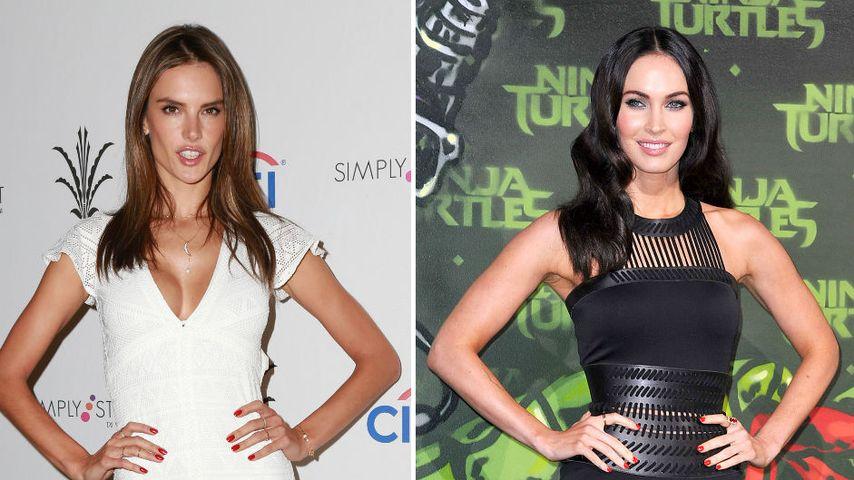 Kino-Battle: Alessandra Ambrosio legt sich mit Megan Fox an