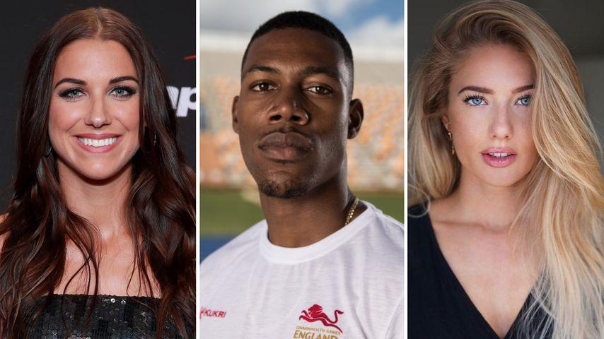 Olympia in Tokio startet: Das sind die heißesten Athleten