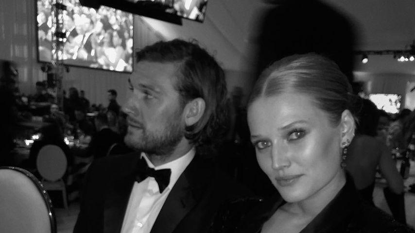 Alex Pettyfer und Toni Garrn bei den Oscars 2019