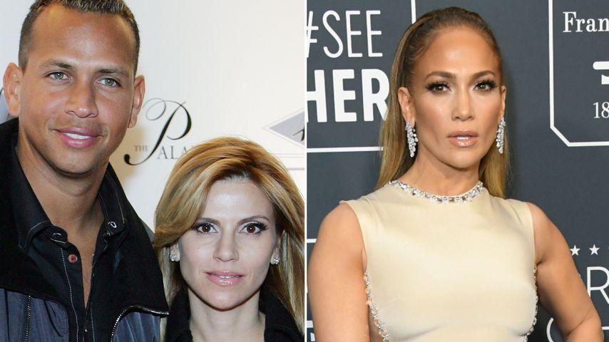 """A-Rods Ex-Frau Cynthia war """"nie ein großer Fan"""" von J.Lo"""