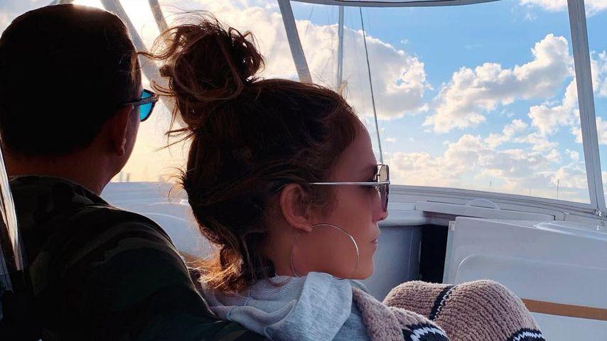 Jennifer Lopez & Alex Rodriguez haben sich im Urlaub verlobt