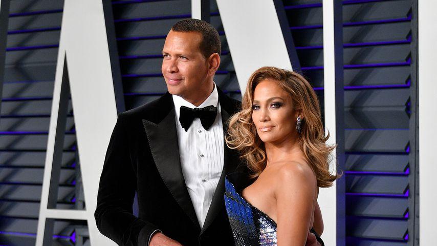 Nach Trennung: Darum trafen sich J.Lo und A-Rod zum Dinner