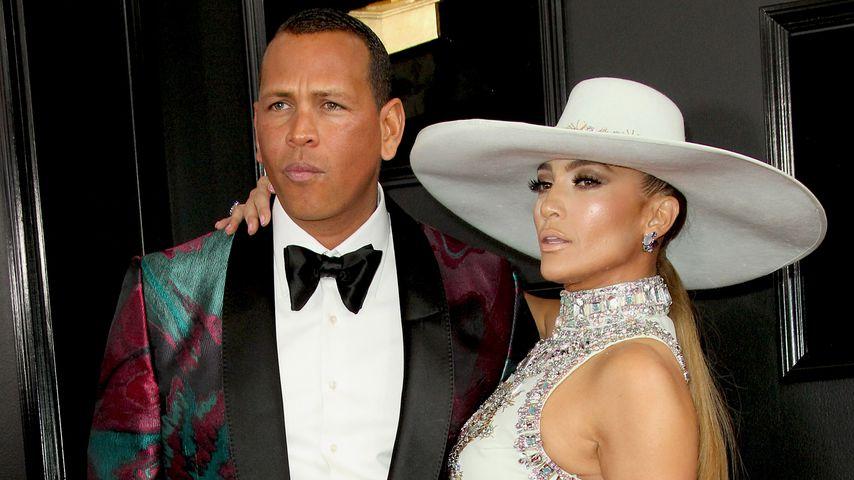 J.Lo war sich gar nicht sicher, ob sie A-Rod heiraten sollte