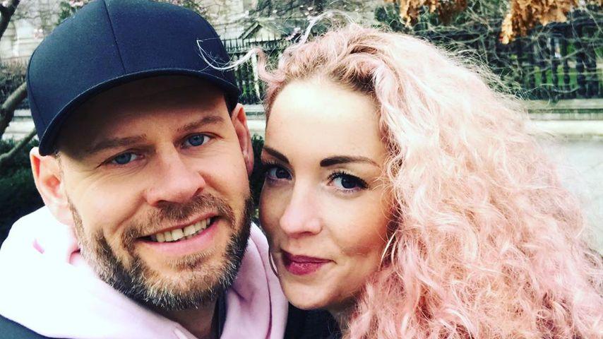 """Alex und Cindy von """"Hochzeit auf den ersten Blick"""", März 2020"""