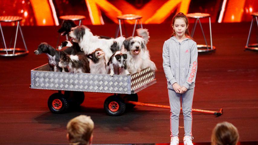 """Nach Mega-Finale: 10-Jährige gewinnt """"Das Supertalent 2017""""!"""
