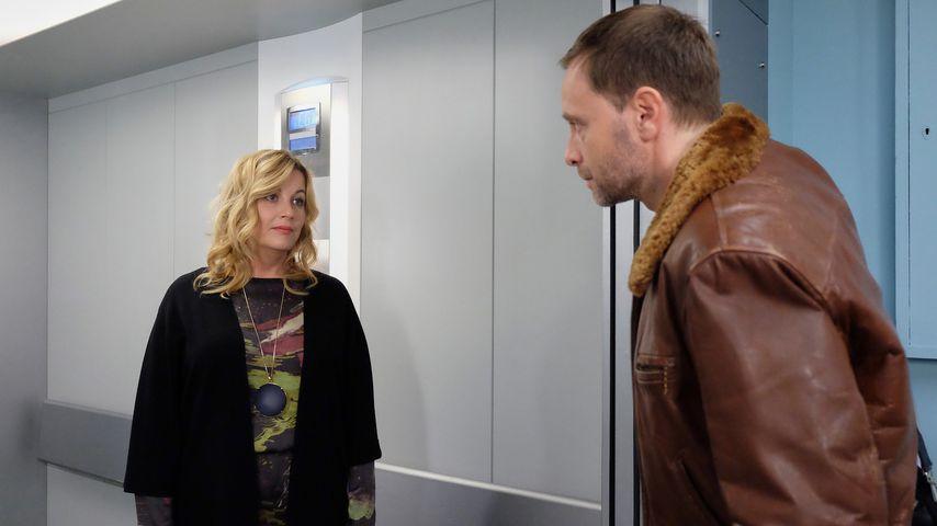 "Alexa Maria Surholt und Julian Weigend bei ""In aller Freundschaft"""