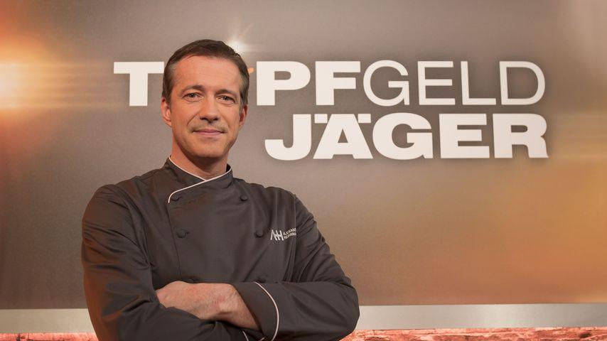 "Alexander Herrmann bei ""Topfgeldjäger"""