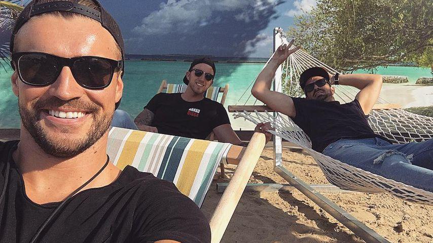 Nach Liebes-Aus: Alex badankt sich bei Bachelorette-Bros!
