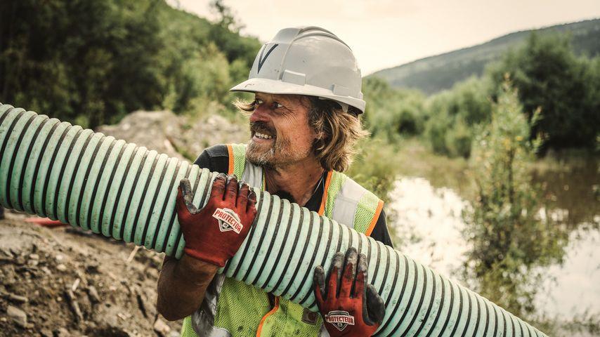 """Alexander Kerpe, Kandidat bei """"Goldrausch am Yukon"""""""