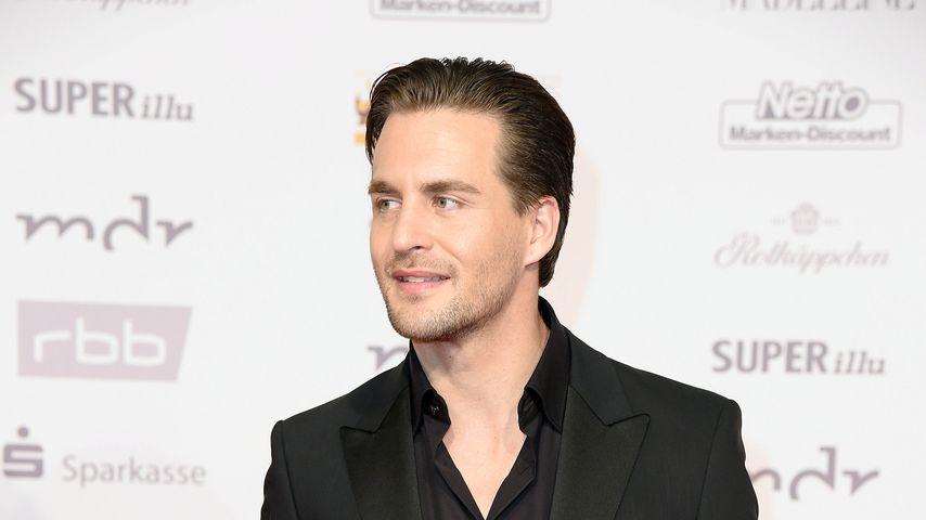 Alexander Klaws bei der Verleihung der Goldenen Henne 2017