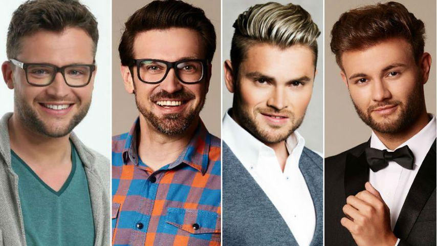 Bachelorette-Boys reloaded: Diese Jungs kennen wir doch!