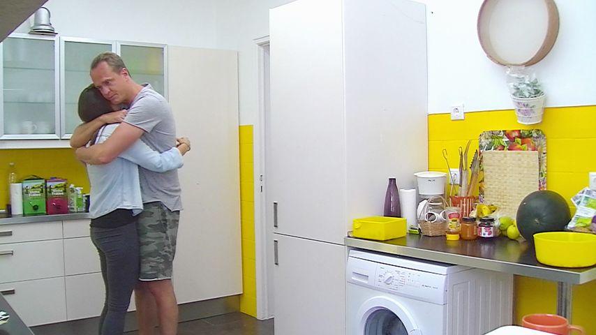 Angelina Posth und Alexander Post im RTL-Sommerhaus