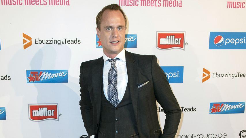 """Alexander Posth bei """"Music Meets Media"""" in Berlin"""