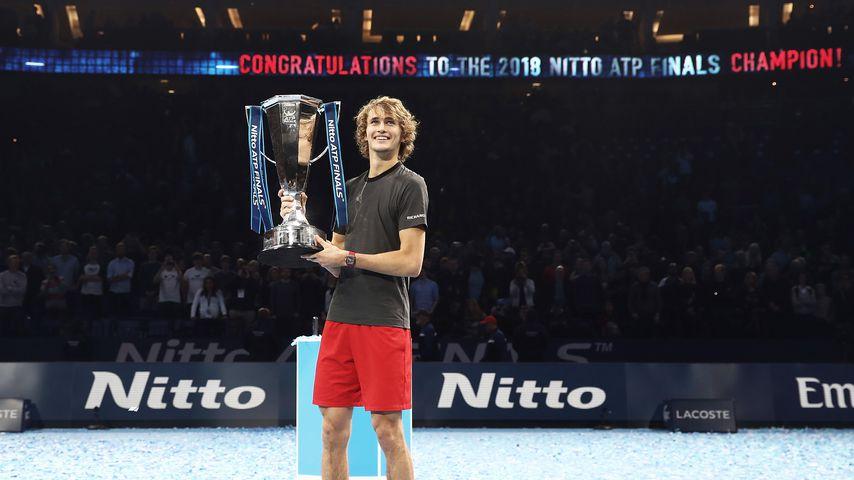 Ist unser neuer Tennis-Held Alexander Zverev neu verliebt?