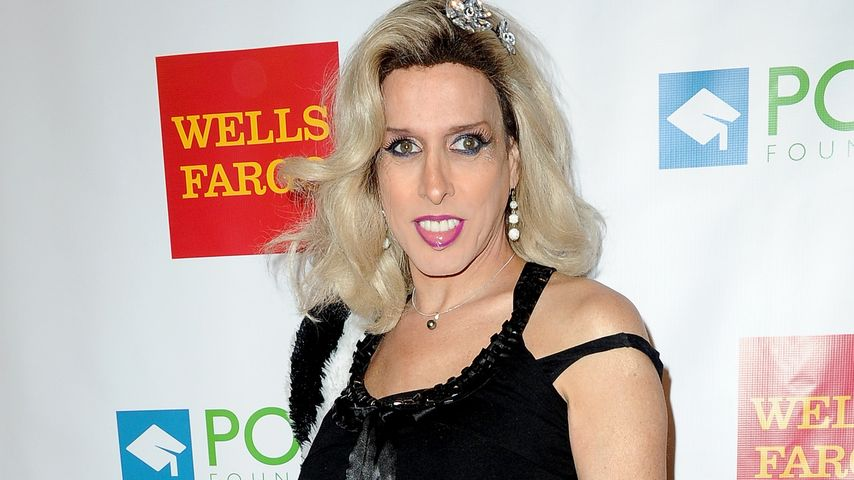 "Alexis Arquette bei der ""Point Foundation's Voices On Point Gala"" 2014"