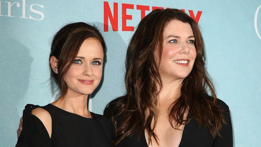 """""""Gilmore Girls""""-Mädels: Rory & Lorelai auch privat BFFs?"""