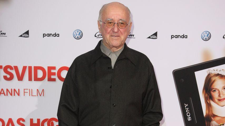 Alfred Biolek im Jahr 2012