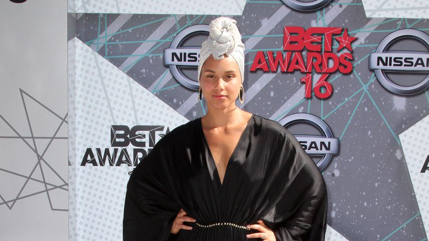 Alicia Keys bei den BET Awards 2016