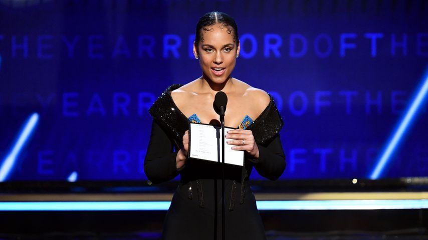 Alicia Keys bei den Grammy Awards 2020