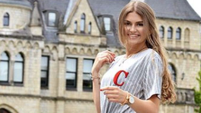 Alicija-Laureen, Germany's next Topmodel-Kandidatin