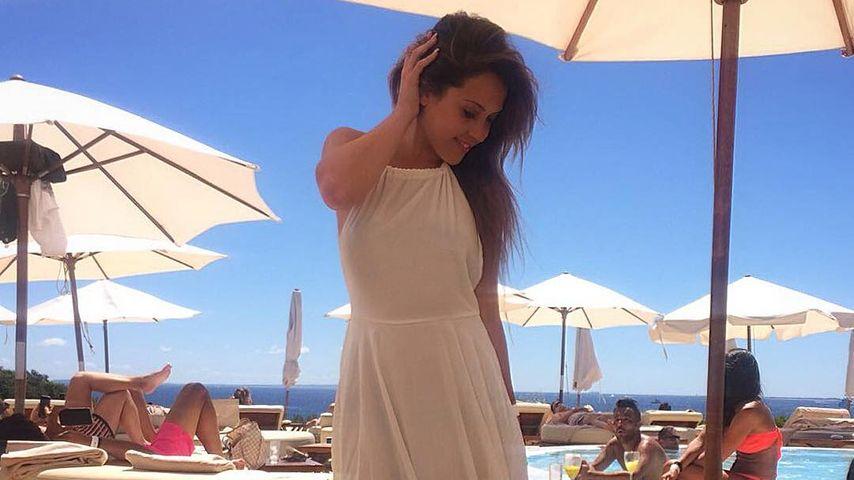Alisa Persch auf Ibiza