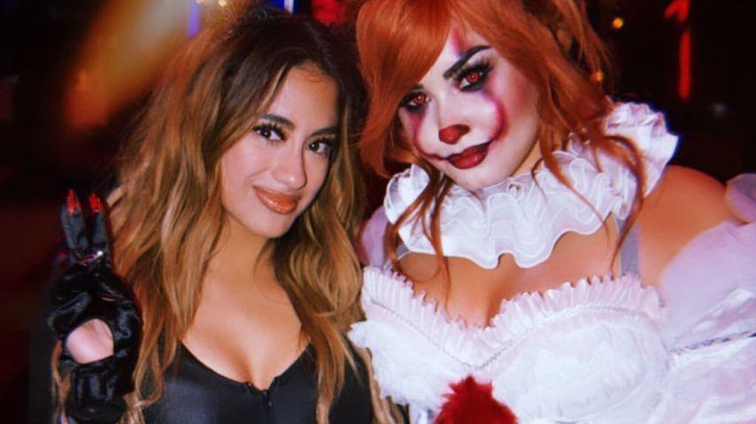 Ally Brooke und Demi Lovato, Sängerinnen