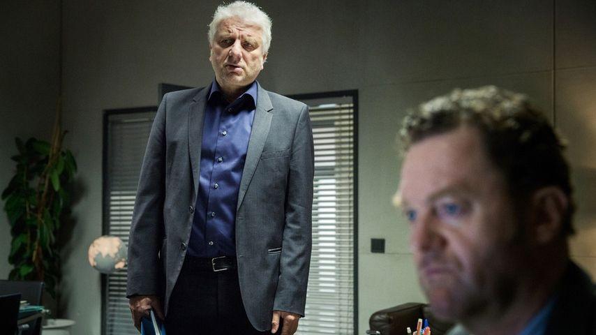 """do Wachtveitl und Jürgen Tonkel im Münchener """"Tatort"""""""