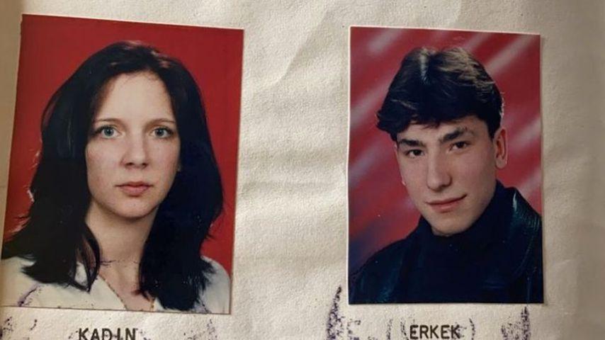 Alte Bilder von Daniela Büchner und ihrem ersten Mann
