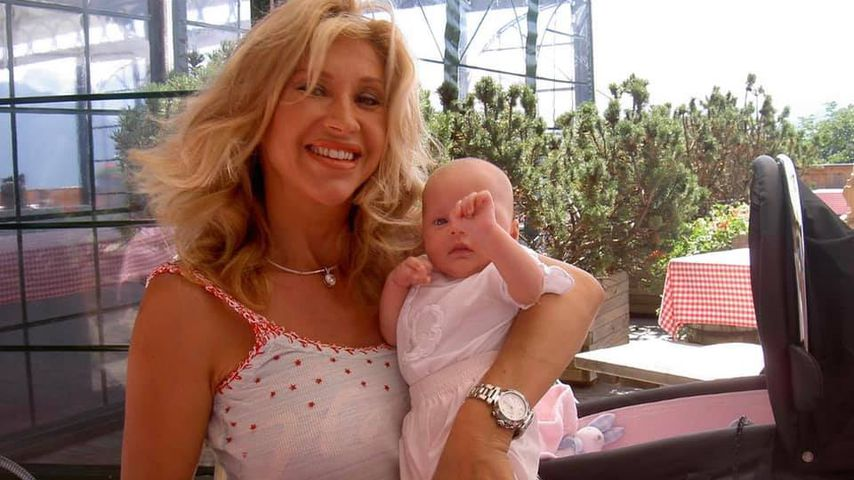Carmen Geiss mit ihrer Tochter Davina Shakira Geiss